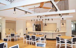 Dining Area Upgrade