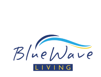 BlueWave Living Logo